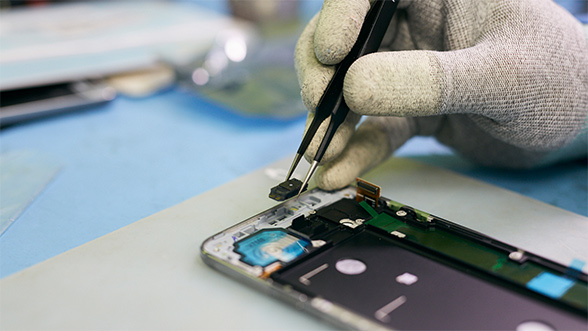 Zamena zvučnika na telefonu i tabletu