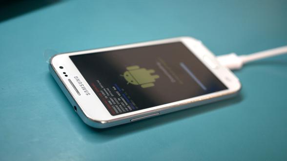 Ažuriranje softvera na telefonu i tabletu