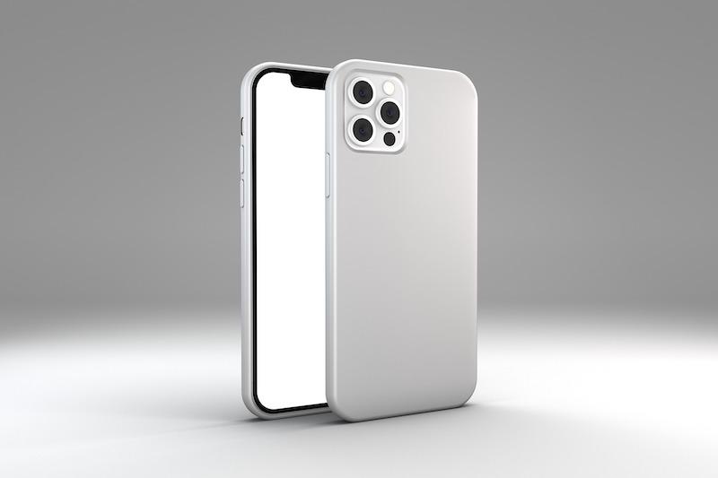 LiDAR na iPhone 12